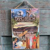 Pismo Beach Photo Montage