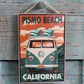 VW Bus Pismo Beach