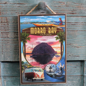 Morro Bay Montage