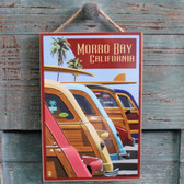 Woodies in Morro Bay