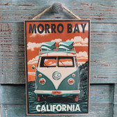 VW Van Morro Bay