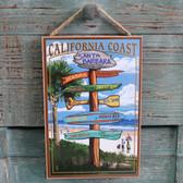 Santa Barbara Destination sign