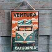 Ventura VW Bus Sign