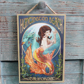 Huntington Beach Mermaid