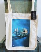 Sea Otter Tote Bag