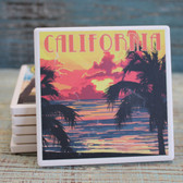 California Sunset Coaster