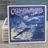 Catalina Montage Coaster