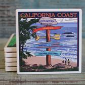 California Coast Encintas Coaster