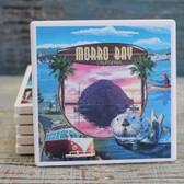 Morro Bay Montage Coaster