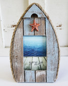 Boat Frame with Starfish