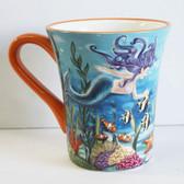 Mermaid 3D Mug