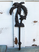 Palm Tree Metal Hook