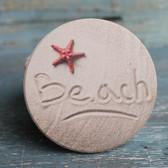 Beach in the Sand Car Coaster
