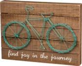 Find Joy in the Journey - String Art Sign