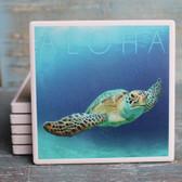 Aloha - Sea Turtle