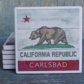 Carlsbad California Republic Coaster