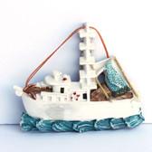 Shrimp Boat Magnet