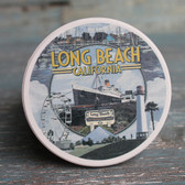 Long Beach Montage Car Coaster
