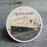 Queen Mary Car Coaster