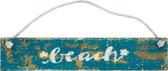Beach Slat Sign