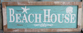 Beach House Plaque