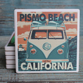 Pismo Beach VW Van