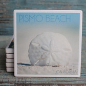 Pismo Beach Sand Dollar Coaster