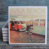 Avila Beach VW Vans