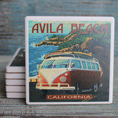 Avila Beach VW Cruise Coaster