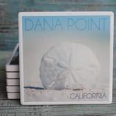 Dana Point Sand Dollar coaster