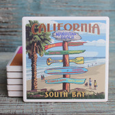 Manhattan Beach Destination Signs Coaster
