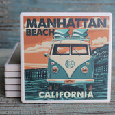 Manhattan Beach VW Van