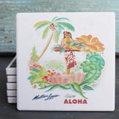 Aloha Matson Lines Coaster