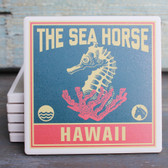 Hawaii - The Sea Horse - Coaster