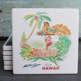 Hawaii Matson Lines Coaster
