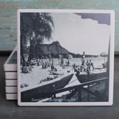 Outrigger Canoe Club coaster