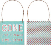 Gone to the Beach, Love Santa