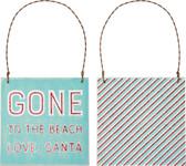Gone to the Beach, Love Santa