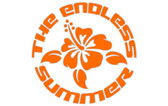 The Endless Summer Hibiscus Sticker