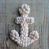 Shell Anchor Ornament