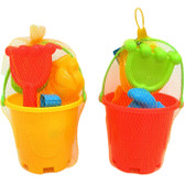 Beach Bucket and Accessories