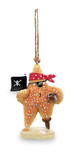 Pirate Starfish Ornament