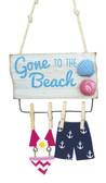 Gone to the Beach Swimsuits Ornament