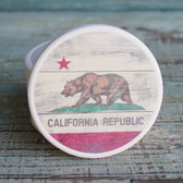 California Republic Car Coaster