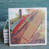 Surfboards Coaster