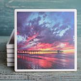 Pier at Sunset Coaster