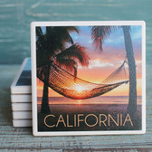 California Hammock at Sunset Coaster