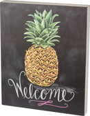Welcome - Pineapple