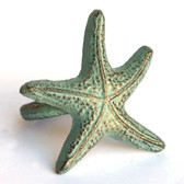 Green Starfish Napkin Ring