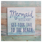 Mermaid Wisdom Trivet